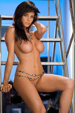 Brandi Bryant For Playboy