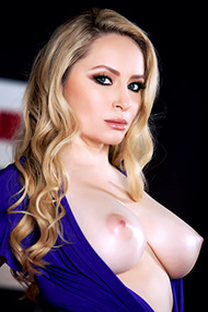 Aiden Starr For Penthouse