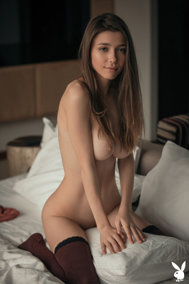 'Undressing Mila' with Mila Azul via Playboy Plus - 07
