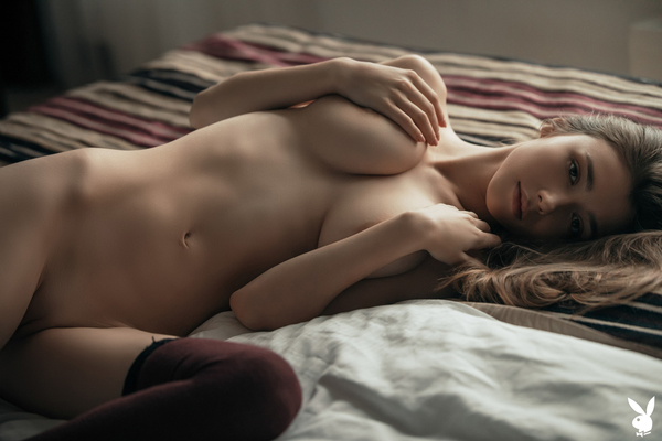 'Undressing Mila' with Mila Azul via Playboy Plus - 11