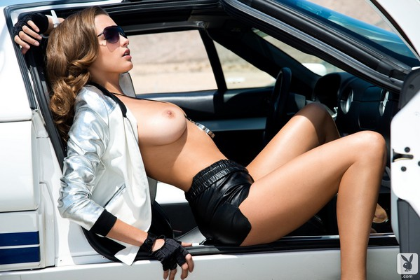 Alyssa Arce for Playboy - 09