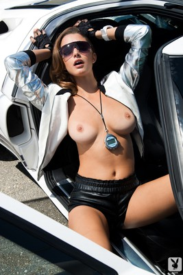 Alyssa Arce for Playboy - 10