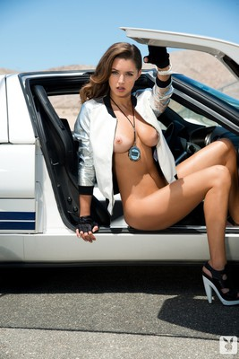 Alyssa Arce for Playboy - 11