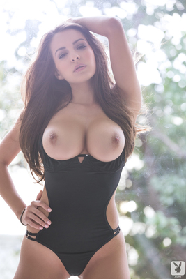 Busty Shelby Chesnes Via Playboy - 07