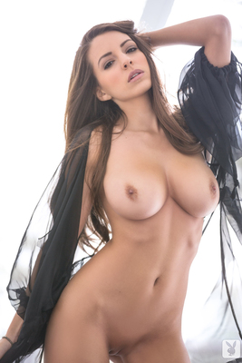 Busty Shelby Chesnes Via Playboy - 08