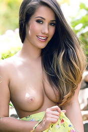Eva Lovia Outdoor For Digital Desire