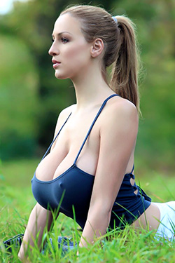 Jordan Carver for Mr Skin