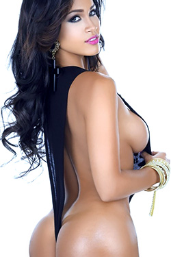 Rosa Acosta Via ShowGirlz Exclusive