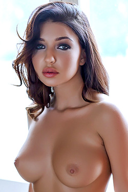 Milica In Soft Touch For Playboy