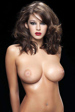 Busty Keeley Hazell By Banned Celebs