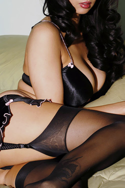 Tera Patrick sexy lingerie