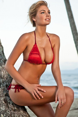 Kate Upton in Sports Illustrated