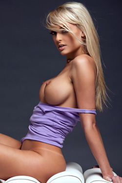 Busty Shera Bechard for The Women Of PlayBoy